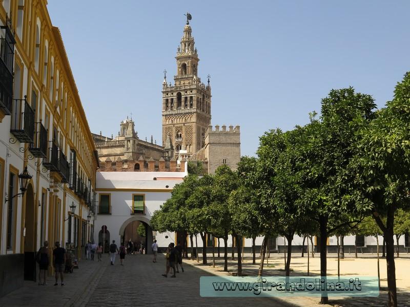 La Giralda di Siviglia- Andalusia