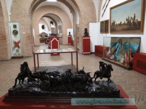 Siviglia, Plaza de Toros de la Maestranza, il museo