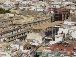 Siviglia e la tipica architettura