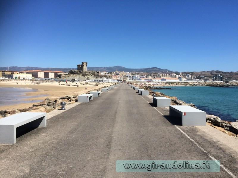 Tarifa il punto d' incontro fra Mar Mediterraneo e Oceano Atlantico - Andalusia