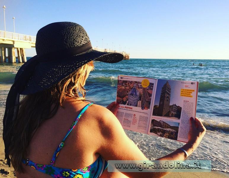 Girandolina e Turisti Per Caso Magazine settembre 2016