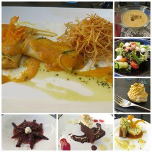 Il nostro menù al ristorante 2012, El Pincipio del Fin Valencia