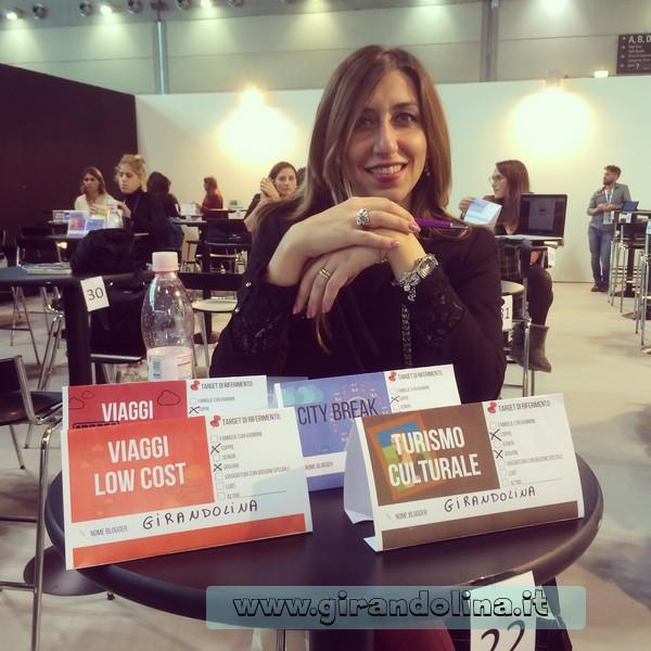 Girandolina al Meet Your Blogger