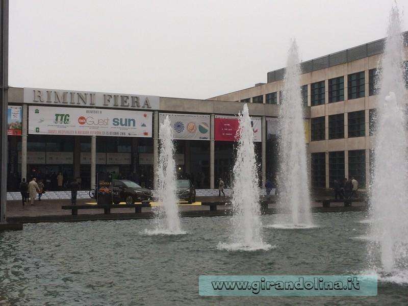 L'Entrata Sud a Rimini Fiera