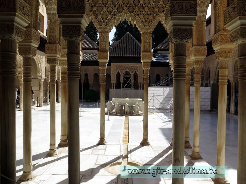 Alhambra il Patio de los Leones