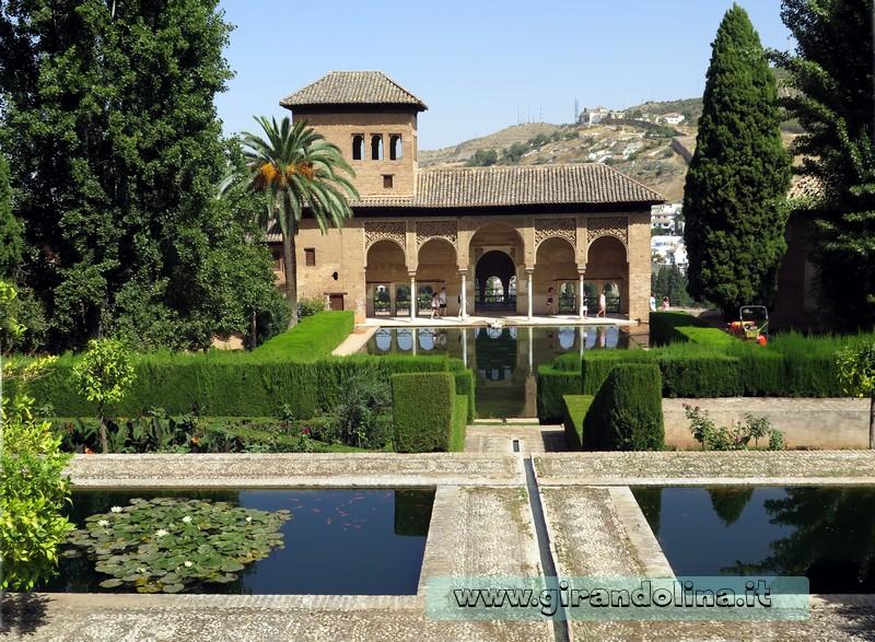 L'Alhambra Palacio del Partal