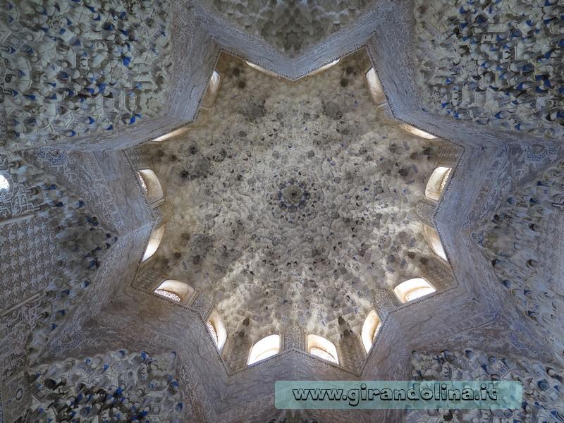 Alhambra e la Sala de los Abencerrajes