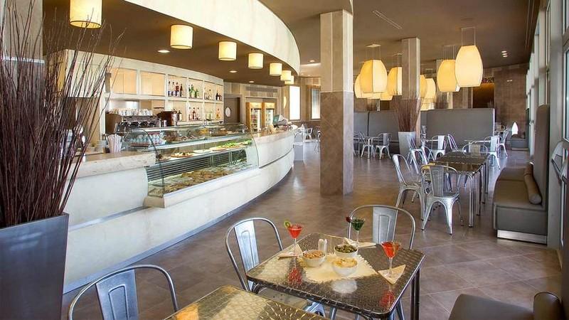 Grotta Giusti il ristorante Bioaquam-cafe (ph grotta giusti)