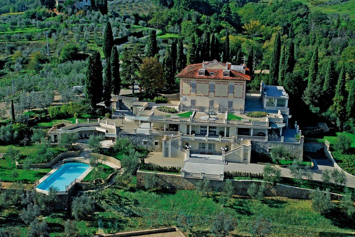 Il Relais Villa La Borghetta (ph borghetta)