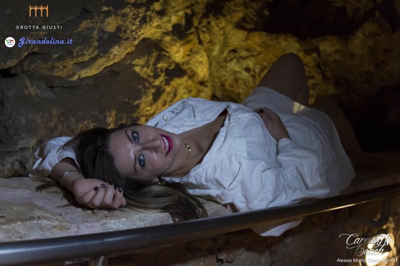 Grotta Giusti, la Grotta