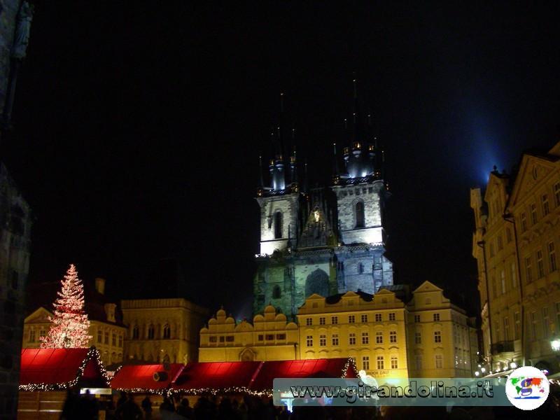 Praga e i mercatini di natale