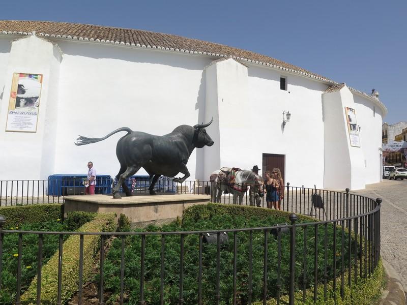 La Plaza de Toros de Ronda