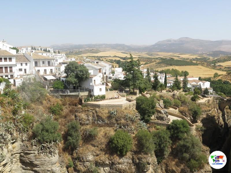 Ronda il Pueblo blanco e il suo panorama
