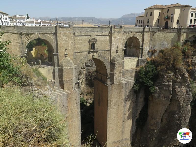 Ponte Nuovo, Ronda, Spagna