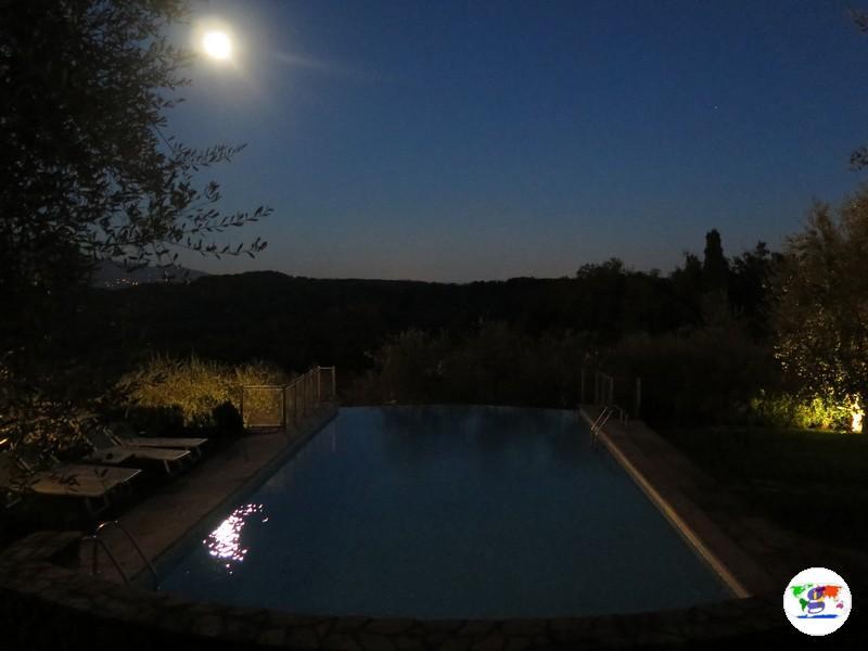 Villa La Borghetta la piscina esterna