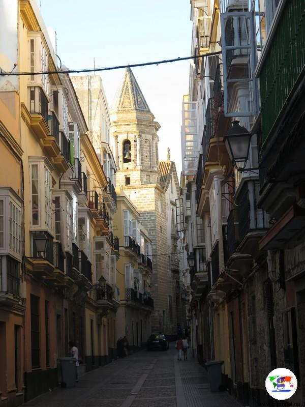 Cadice Barrio del Popolo