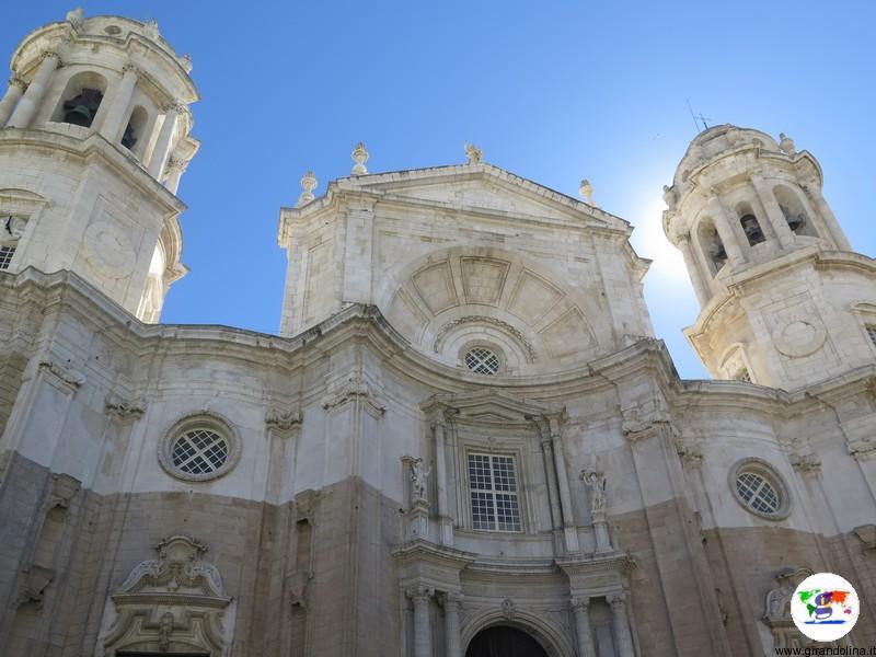 Cadice e la Catedral Nueva