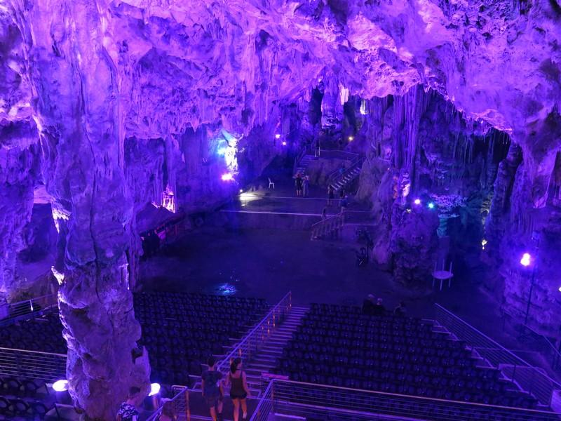 La Grotta di Saint Michael Cave- Gibilterra