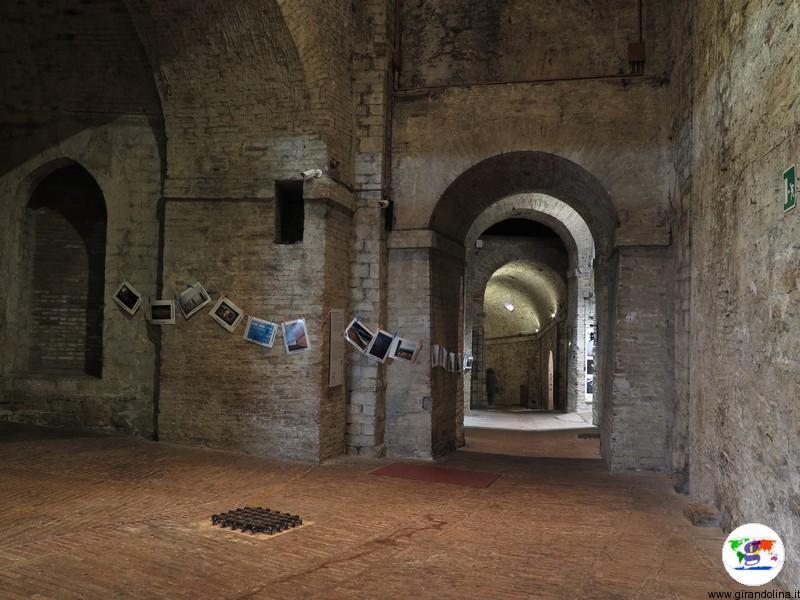 Perugia e la Rocca Paolina