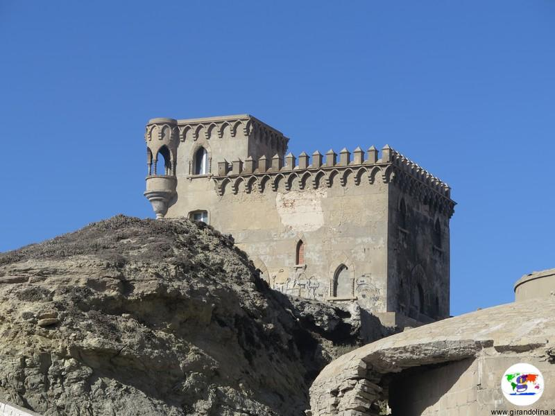 Tarifa, il Castillo de Guzman el Bueno