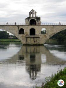 Pont Saint-Bénézet, Avignone, Francia