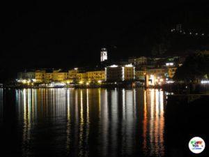 Bellagio in notturna