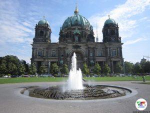 Il Duomo di Berlino, Isola dei Musei,Berlino, Germania