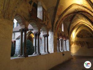 Chiostro del Duomo di Bressanone, Italia