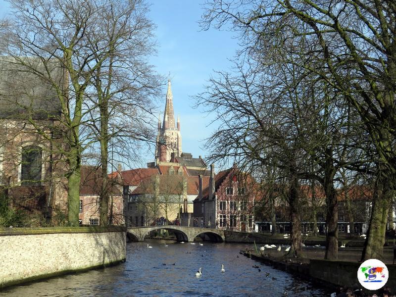 Bruges e i suoi canali