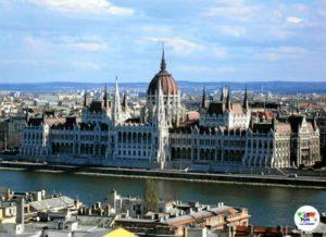Parlamento Ungherese, Budapest, Ungheria