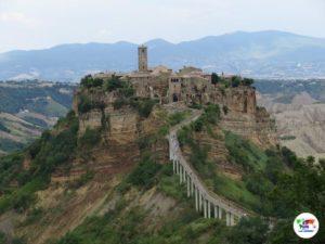Civita di Bagnoregio , Viterbo ,Italia
