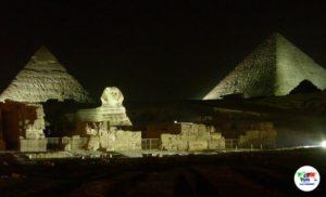 Egitto e la Piana di Giza
