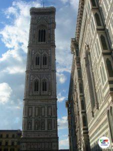 Campanile di Giotto, Firenze, Italia