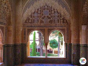 Alhambra di  Granada, Andalusia , Spagna