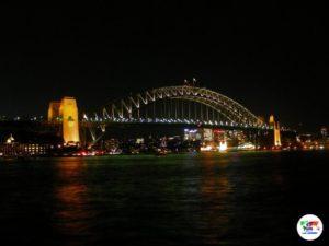 Sydney l'Harbour Bridge