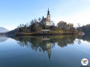 Isola di Bled, Slovenia