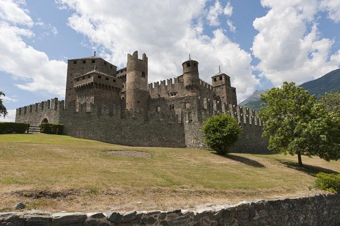 Castello di Fenis (ph Skyscanner)