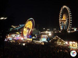 Monaco di Baviera e l'Oktoberfest