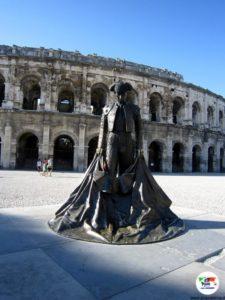 Arena di Nimes, Provenza, Francia