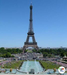 Parigi, Torre Eiffel, Francia