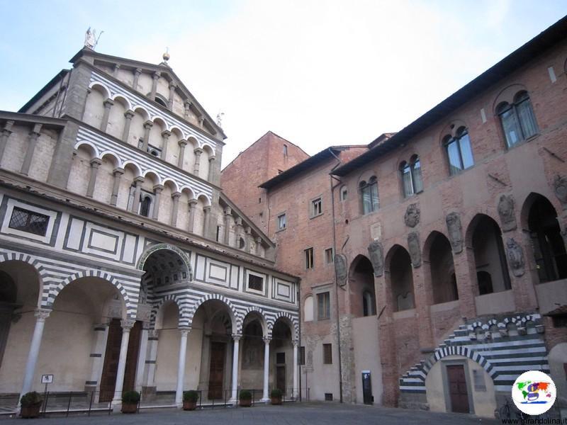 Pistoia Capitale Italiana della Cultura 2017- Piazza Duomo