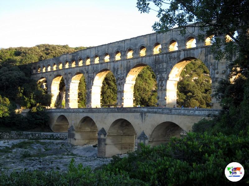 Ponte del Gard, Vers Pont du Gard, Francia