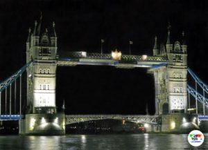 Londra e il Tower Bridge