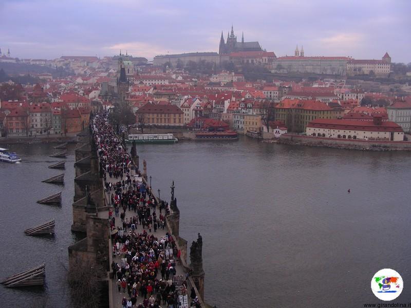 Il Ponte Carlo di Praga