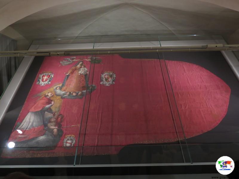 Stendardo della Beata Vergine di Fontanellato