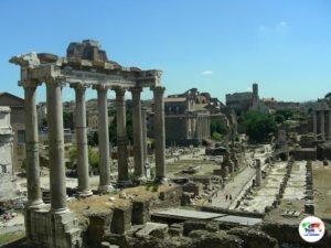 Foro Romano, Roma,Italia