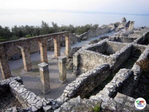 Grotte di Catullo, Sirmione,Italia