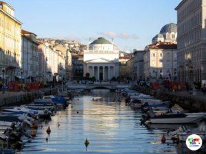 Borgo Teresiano, Trieste, Italia