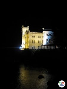 Castello Miramare, Trieste