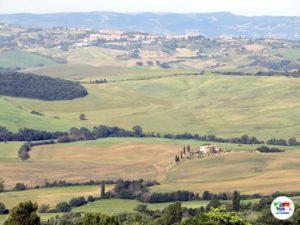 Val d'Orcia- Toscana